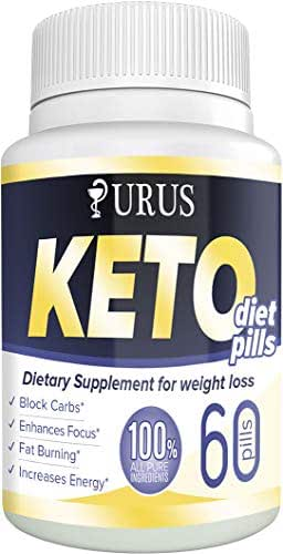 Keto Diet Pills for Fast Weight Loss - Ketogenic Keto Weight Loss Pills for Women and Men - Keto Diet Supplement BHB Salts - Ketosis Keto Supplement Weight Loss