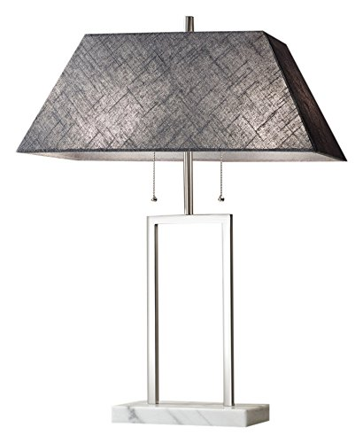 Adesso 4167-22 Chambers 28'' Table Lamp, Smart Outlet Compatible by Adesso