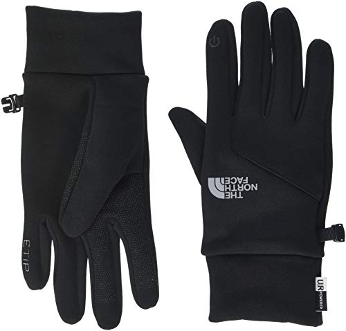 The North Face Women's Etip Glove - TNF Black - S (Waterproof Face North Gloves)