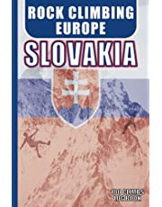 Rock Climbing EUROPE - Slovakia - Log Book: Rock Climbing Journal with Prompts to Write In. 6x9 Travel Size. 100 Log Pages, Kit List, Index.