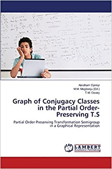 Book Graph of Conjugacy Classes in the Partial Order-Preserving T.S