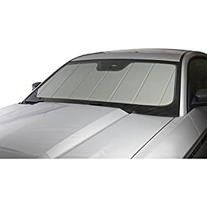 Covercraft UV11063GN - Series Heat Shield Custom Fit Windshield Sunshade for Select BMW X5 Models - Laminate Material (Green Ice)