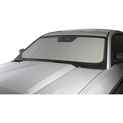 Covercraft Jeep - Covercraft UVS100 (UV11340GN) - Series Custom Fit Windshield Shade for Select Jeep Cherokee Models - Triple Laminate Construction (Green Ice)