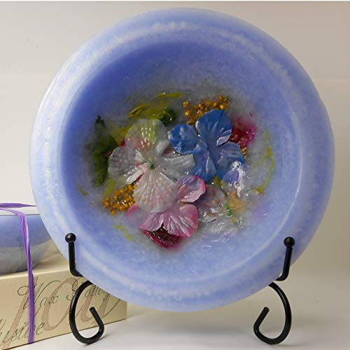 Habersham Hydrangea Wax Pottery Vessel