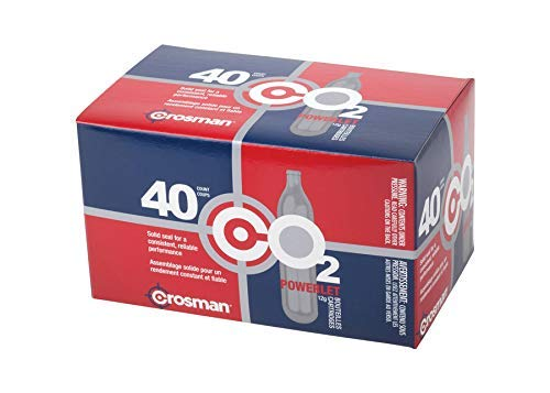 Crosman 12 Gram CO2 Cartridges from Crosman