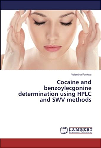 Cocaine and benzoylecgonine determination using HPLC and SWV