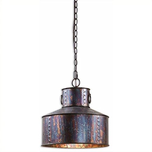 Uttermost 21924 Giaveno 1-Light Pendant