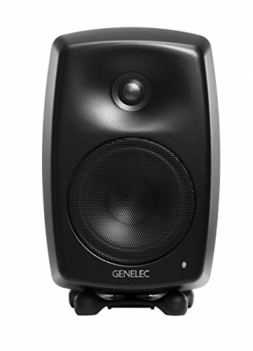 [해외]Genelec G Three 액티브 스피커 (블랙) / Genelec G Three Active speakers (black)