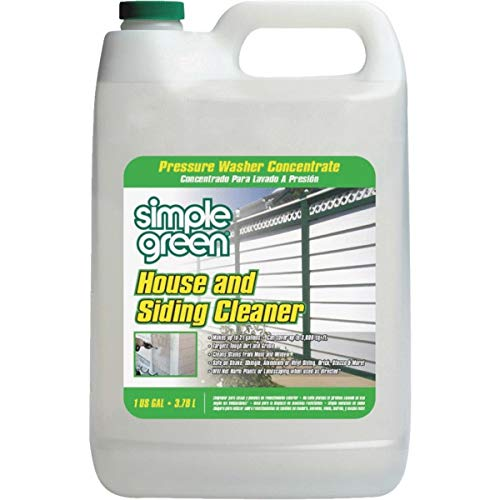 Simple Green House & Siding Pressure Washer Concentrate Cleaner – 2310000418201 Pack of 2