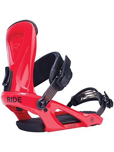 Ride KX 2018 Snowboard Binding - Men's Red X-Large
