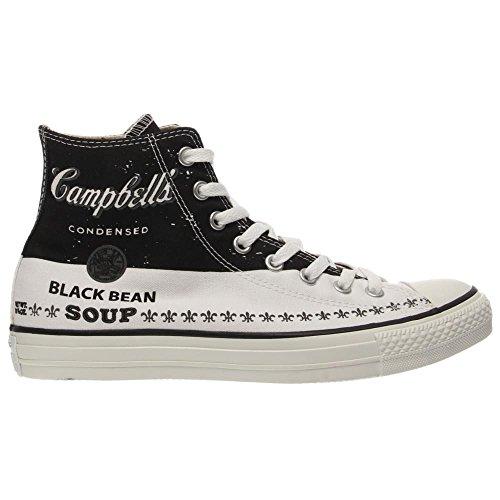 Converse Zapatillas All Star Prem Ox Warhol Negro / Blanco