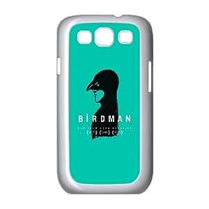 Samsung Galaxy S3 9300 Cell Phone Case White Birdman Poster Green Film GY9029996