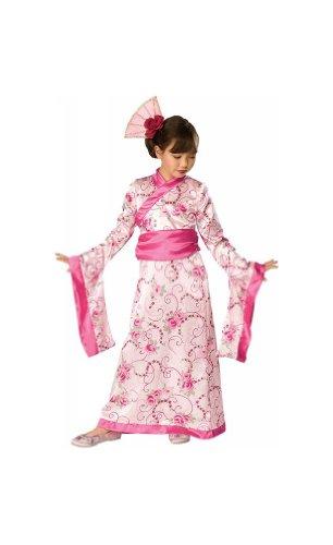 Asian Princess Child Costume (Asian Princess Child Costume - Medium (8-10))
