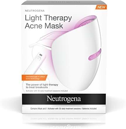 Neutrogena Light Therapy Acne Treatment Mask