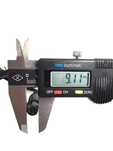 Hiboy SUPERTEFF 42V 2A Cargador de bater/ía para Dos Ruedas Scooter el/éctrico SmartGyro Scooter Equilibrio Adaptador de Fuente de alimentaci/ón para Cargar bater/ía de Ion de Litio de 36 V