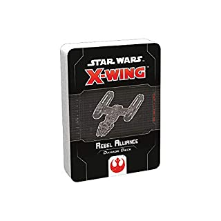 X-Wing 2nd Ed: Rebel Alliance Damage Deck