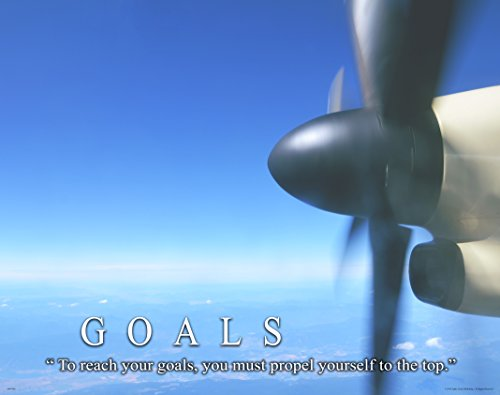 tivational Poster Art Print 11x14 US Military Navy Air Force Fighter Jets Pilot Planes Academy ()