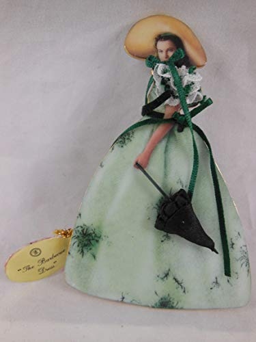 Legendary Costumes of Scarlett o'Hara Gone with Wind The Barbeque Dress Ornament -