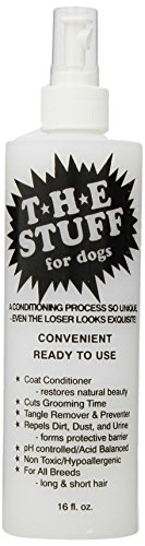 The Stuff Dog Conditioner.Ready to use,16oz