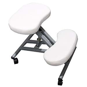 Homy silla ergonomica de rodilla ortop dica presidente for Silla ergonomica amazon