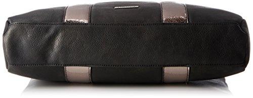 Bag Schwarz Laptop Cartables Noir Hoppner Bulaggi pwExq7XSE