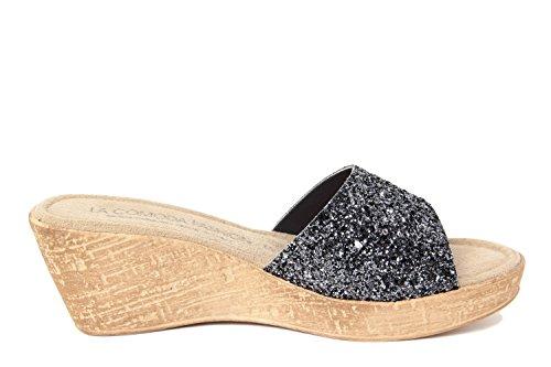LA COMODA FASHION - Sandalias de vestir para mujer negro negro