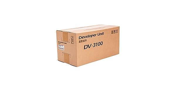 Revelador original para Kyocera FS 2100 D KYOCERA DV3100 ...