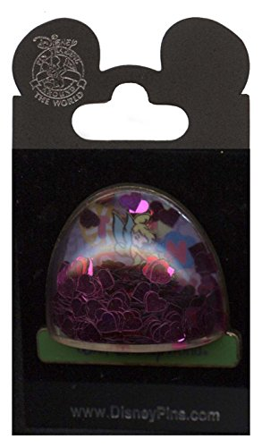 Disney Pin - Snowglobe - Tinker Bell 'Simply Sweet' with Candy ()