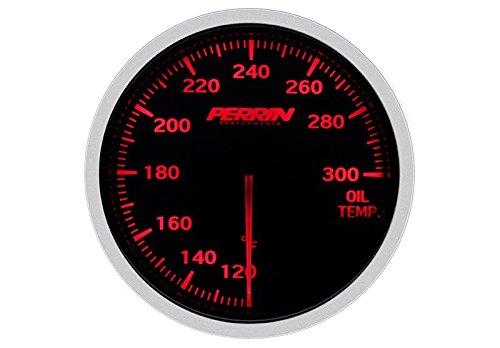 Perrin Performance ASM-GAU-010 Perrin 60Mm 300 Deg F Oil Temp Gauge