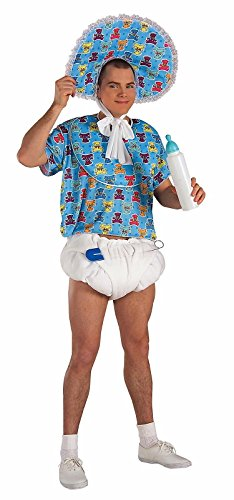 Big B (Adult Baby Blue Infant Costumes)