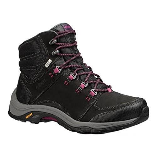 Ahnu Men's W Montara III Event Hiking Boot, Black, 10.5 Medium US by Ahnu