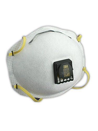 Particulate Welding Respirator 8515, N95 by 3M (Image #1)