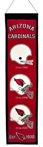 [NFL Arizona Cardinals Heritage Banner] (Logo Heritage Banner)