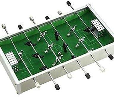 FYQ& futbolín metal mini 6 maneja juguete de escritorio: Amazon.es: Deportes y aire libre