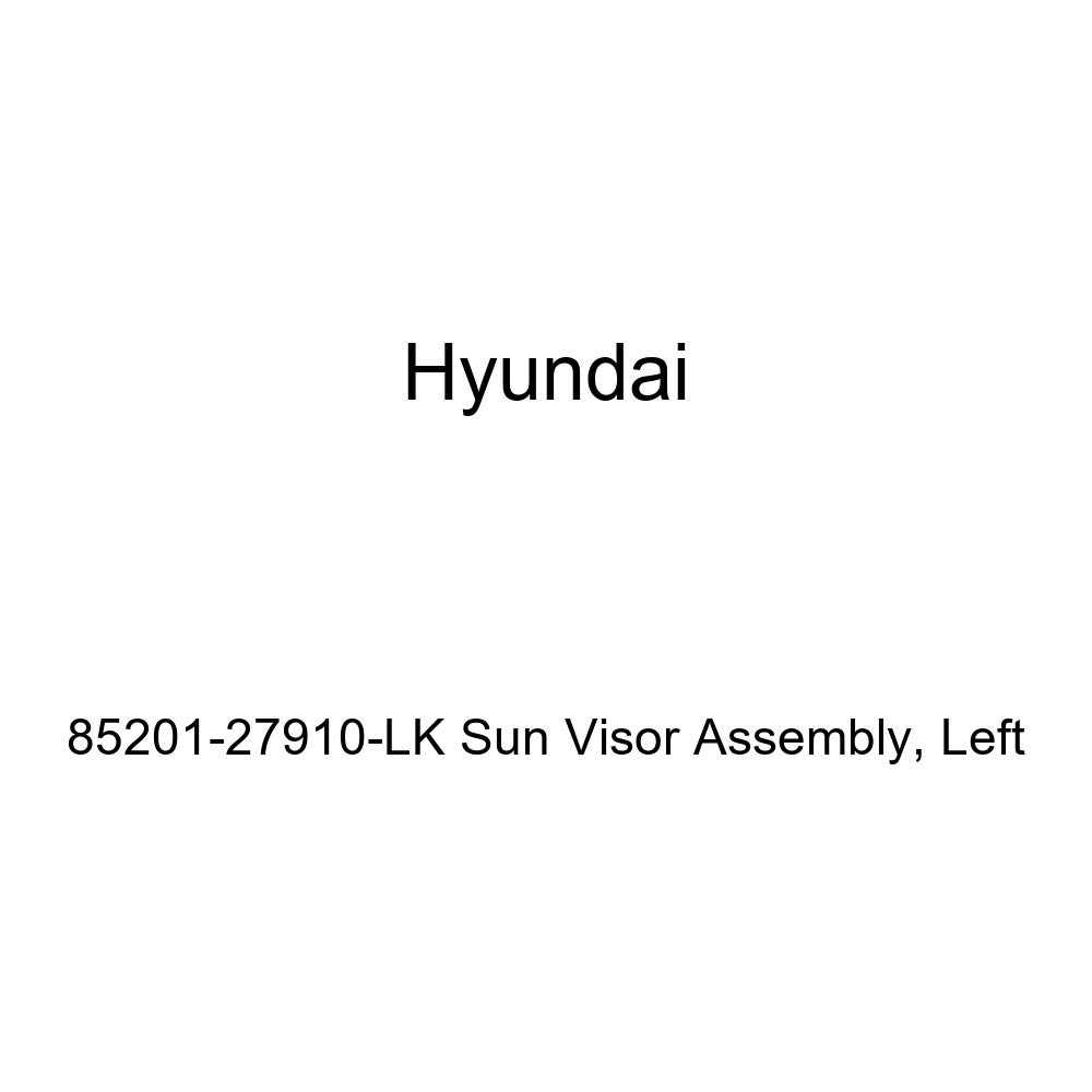 Genuine Hyundai 85201-27910-LK Sun Visor Assembly Left