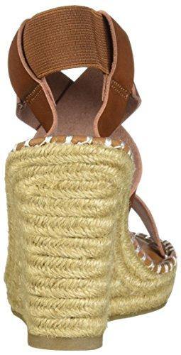 SGR Women's Dark Sugar Natural Wedge Espadrille Hopeful Burnish Sandal F5fnr5qc