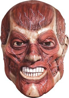 Rubie's Costume Co Skinner Overhead Latex Mask