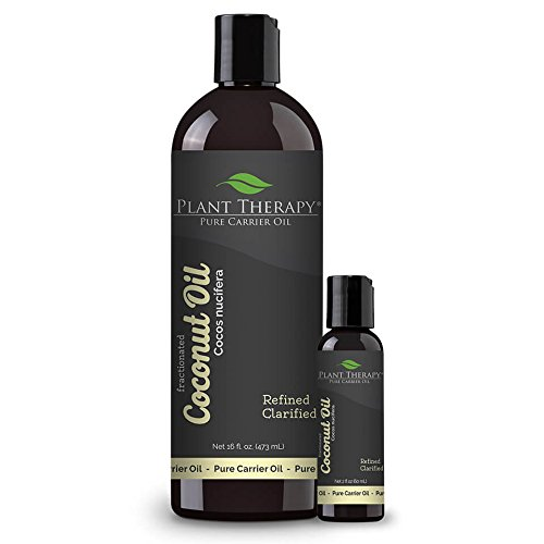 Coconut Fractionated Carrier Aromatherapy Essential