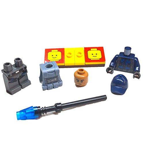 LEGO Jurassic World ACU Asset Containment Unit Minifigure 75915