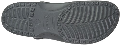 Crocs Classic, Sabots Mixte Adulte, Gris (Slate Grey), 43-44 EU