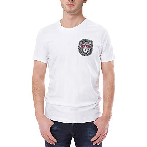 F Grande Taille Winjin De T Homme Manches Top Shirt Polo Chemise 9 Blouses shirt Blouse Casual Sport Couleur Modèles Tee Slim Blanc Lâche Simple Courtes Haut Unie Imprimé Femme pqfRH