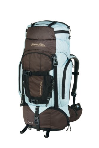 Ferrino Transalp 60-Litre Backpack (Blue), Outdoor Stuffs