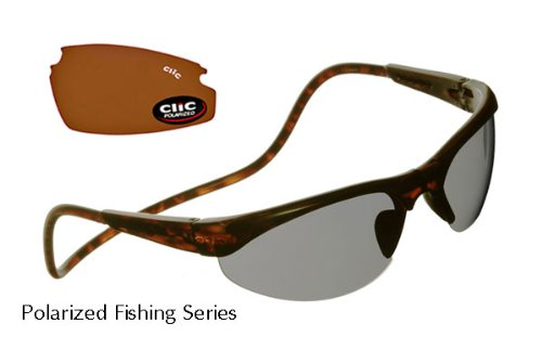 Clic Magnetic Sunglass Lens Replacement for Clic II & Clic Fishing Series by CliC