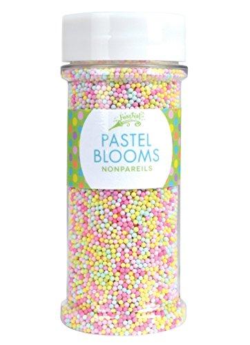 Festival Pastel Blooms Nonpareils 5.1 oz
