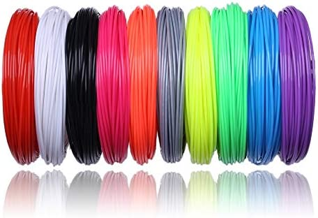 Wang-nuan-jun, 20 Color 200 M o 10 Colores 100 Metros Impresora 3D ...