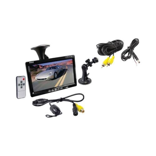 Cheap Pyle Plcm7700 7 Window Mount Tft/Lcd Monitor & Rearview Camera With Distance Scale Line
