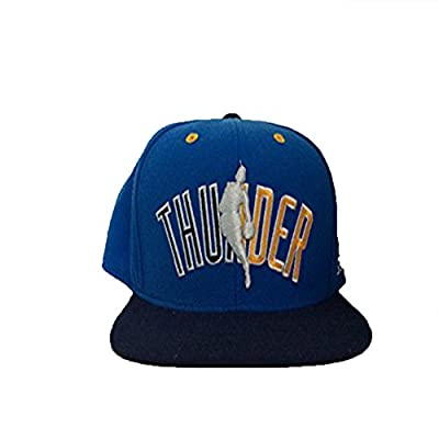 Oklahoma City Thunder Adidas NBA Draft Snapback Hat