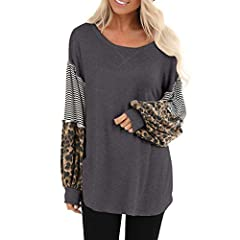 ❤ABOUT US❤★NRUTUP-Women★ has a collection of women's clothes for women like you who wants to standout with her unique style. Shop more by searching 【 NRUTUP Tunic Tops 】 OR clicking ❤NRUTUP-Women❤ above the product title to explore more soft ...