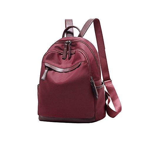 Bolso la de Mochila Recorrido B Estudiante Mochila de Bolso del de Oxford Bolso Impermeable Backpack del del del la 6PF1Rqa