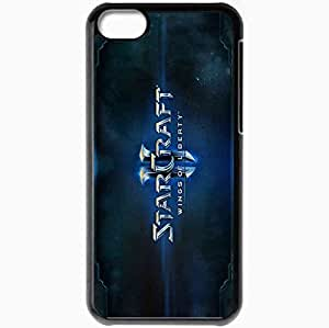 diy phone casePersonalized iphone 4/4s Cell phone Case/Cover Skin Starcraft Ii Wings Of Liberty Blackdiy phone case